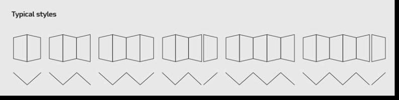PVCu Bi-Fold Doors Bromley Styles