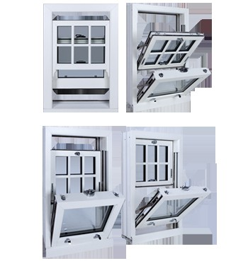 Vertical Slider Windows Bromley