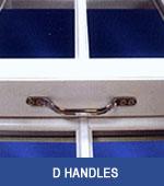 Hardware Window D Handles