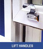 Hardware Window Lift Handles