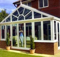 Conservatory Gable