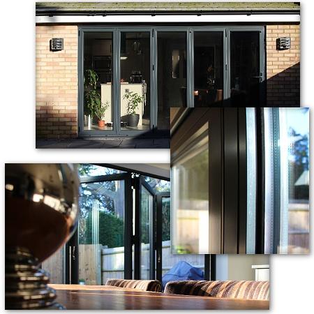 Aluminium Bi-Fold Doors Bromley | Sidcup | Window Express