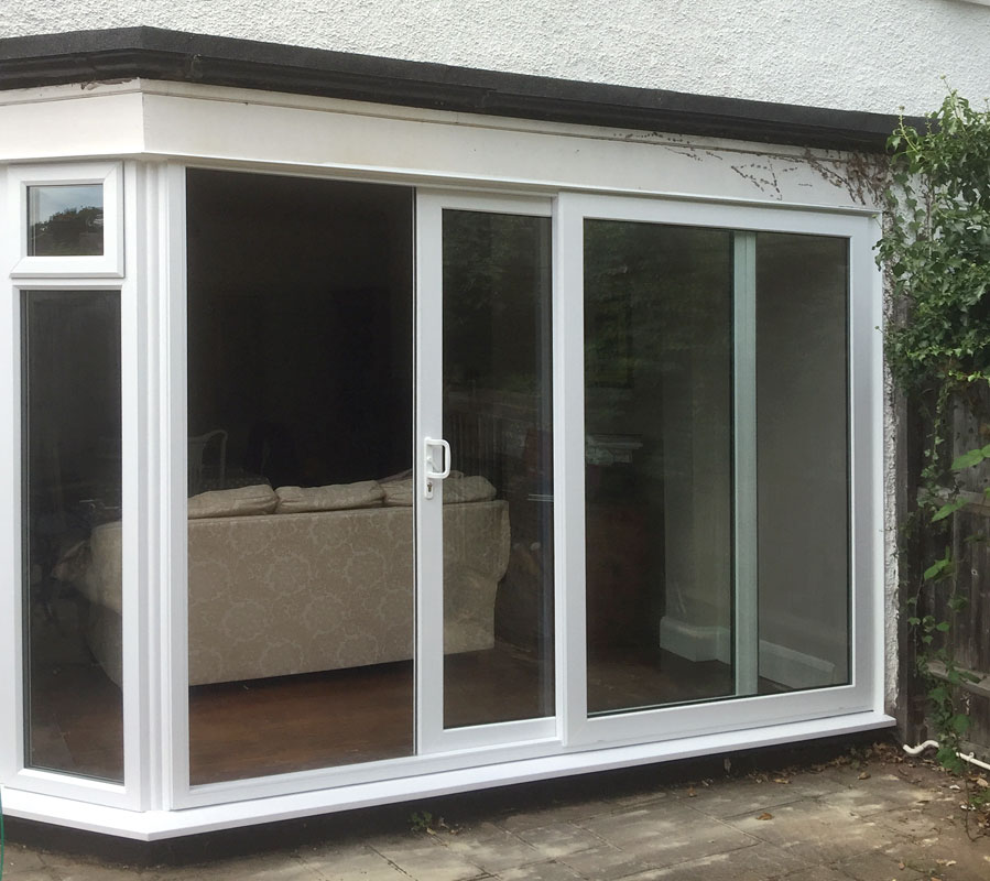 Sliding doors bromley sidcup window express for Sliding glass doors uk