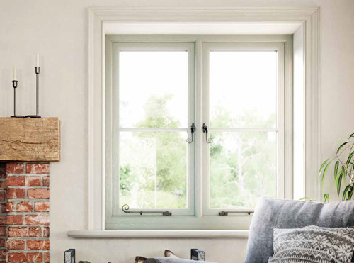 Flush Casement Windows from Window Express