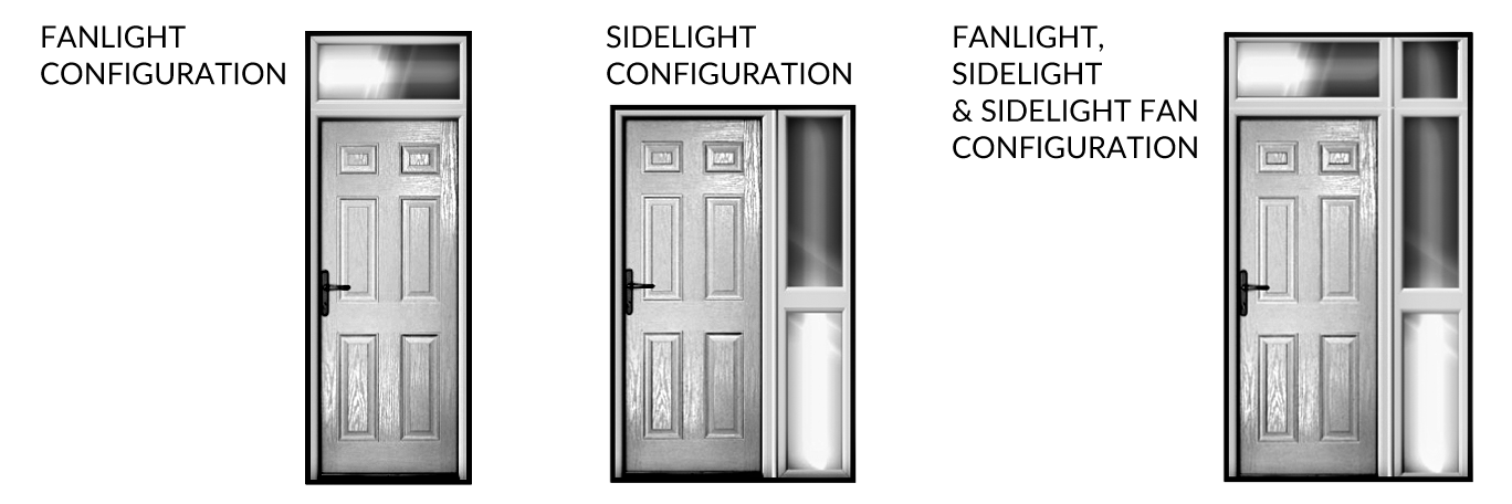 Fans and Sidelights